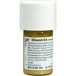 Verpackungsbild(Packshot) von OLIVENIT D 6 Trituration