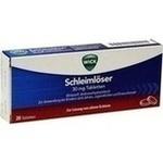 Verpackungsbild(Packshot) von WICK Schleimlöser 30 mg Tabletten