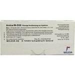Verpackungsbild(Packshot) von ARNICA RH D 20 Ampullen