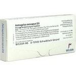 Verpackungsbild(Packshot) von ASTRAGALUS EXSCAPUS D 3 Ampullen