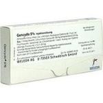 Verpackungsbild(Packshot) von GENCYDO 5% Injektionslösung