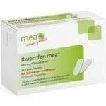 Verpackungsbild(Packshot) von IBUPROFEN mea 400 mg Filmtabletten