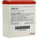 Verpackungsbild(Packshot) von CAMP D 8 Ampullen