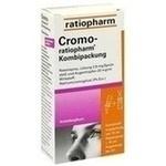 Verpackungsbild(Packshot) von CROMO-RATIOPHARM Kombipackung