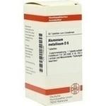 ALUMINIUM METALLICUM D 6 Tabletten