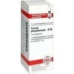 FERRUM PHOSPHORICUM D 30 Globuli