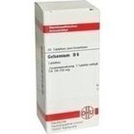 Verpackungsbild(Packshot) von GELSEMIUM D 6 Tabletten
