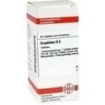 Verpackungsbild(Packshot) von GRAPHITES D 6 Tabletten