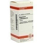 Verpackungsbild(Packshot) von MAGNESIUM CARBONICUM D 6 Tabletten