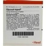Verpackungsbild(Packshot) von GLYOXAL Injeel Ampullen