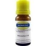 HOMEDA Dibromethan C 12 Globuli