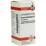 Verpackungsbild(Packshot) von ZINCUM CHLORATUM D 12 Globuli