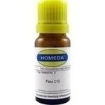 HOMEDA Faex C 12 Globuli