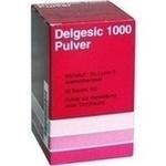 Verpackungsbild(Packshot) von DELGESIC 1000 Pulver