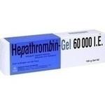 Verpackungsbild(Packshot) von HEPATHROMBIN 60.000 Gel