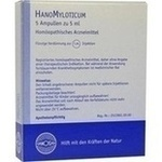 Verpackungsbild(Packshot) von HANOMYLOTICUM Injektionslösung
