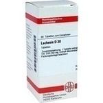Verpackungsbild(Packshot) von LACHESIS D 30 Tabletten
