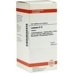 Verpackungsbild(Packshot) von LACHESIS D 12 Tabletten