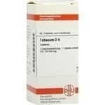 TABACUM D 4 Tabletten