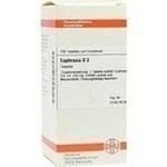 Verpackungsbild(Packshot) von EUPHRASIA D 3 Tabletten