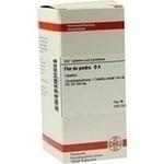 Verpackungsbild(Packshot) von FLOR DE PIEDRA D 4 Tabletten
