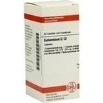 Verpackungsbild(Packshot) von GELSEMIUM D 12 Tabletten