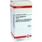 Verpackungsbild(Packshot) von KALIUM JODATUM D 4 Tabletten