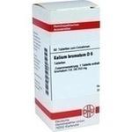 Verpackungsbild(Packshot) von KALIUM BROMATUM D 6 Tabletten