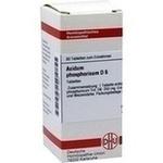 ACIDUM PHOSPHORICUM D 6 Tabletten
