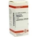 Verpackungsbild(Packshot) von MAGNESIUM CHLORATUM D 3 Tabletten