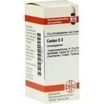 CACTUS D 3 Globuli