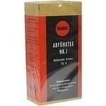 Verpackungsbild(Packshot) von REGULATO Tee Nr.1 Abführ Filterbeutel