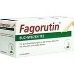 FAGORUTIN Buchweizen-Tee Filterbeutel
