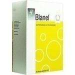 Verpackungsbild(Packshot) von BLANEL Brausetabletten