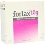 Verpackungsbild(Packshot) von FORLAX 4000 Beutel Pulver