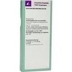 Verpackungsbild(Packshot) von KALIUM BICHROMICUM D 6 Ampullen