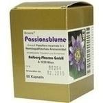 Verpackungsbild(Packshot) von PASSIONSBLUME Kapseln