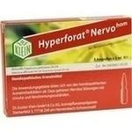 Verpackungsbild(Packshot) von HYPERFORAT Nervohom Injektionslösung
