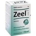 Verpackungsbild(Packshot) von ZEEL comp.N Tabletten