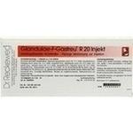 GLANDULAE-F-Gastreu R20 Injekt Ampullen