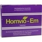 Verpackungsbild(Packshot) von HOMVIO-EM Tabletten