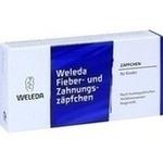 Verpackungsbild(Packshot) von FIEBER- UND Zahnungszäpfchen