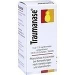 Verpackungsbild(Packshot) von TRAUMANASE magensaftresistente Tabletten