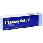 Verpackungsbild(Packshot) von TRAUMON Gel 5%