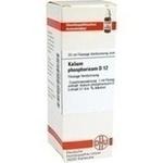 KALIUM PHOSPHORICUM D 12 Dilution