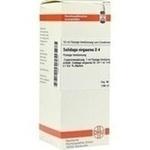 Verpackungsbild(Packshot) von SOLIDAGO VIRGAUREA D 4 Dilution