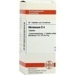 Verpackungsbild(Packshot) von ABROTANUM D 4 Tabletten