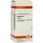 Verpackungsbild(Packshot) von AESCULUS D 1 Tabletten