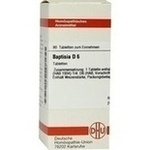 Verpackungsbild(Packshot) von BAPTISIA D 6 Tabletten