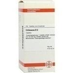 Verpackungsbild(Packshot) von ECHINACEA HAB D 3 Tabletten